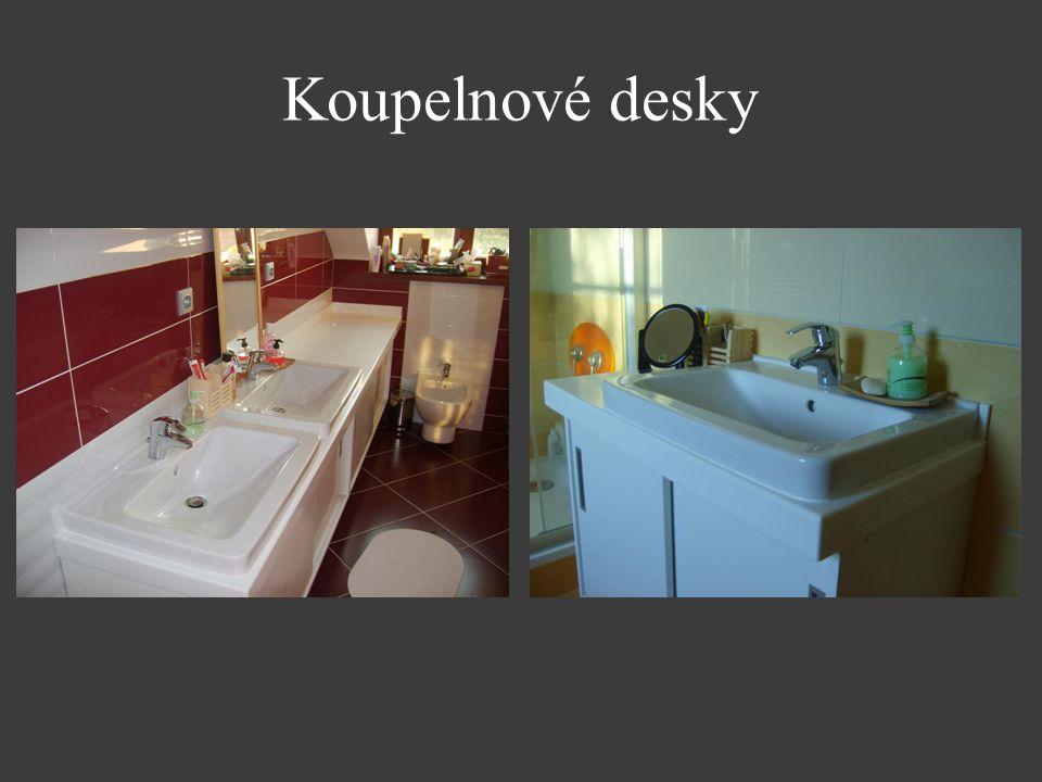 Koupelnové desky