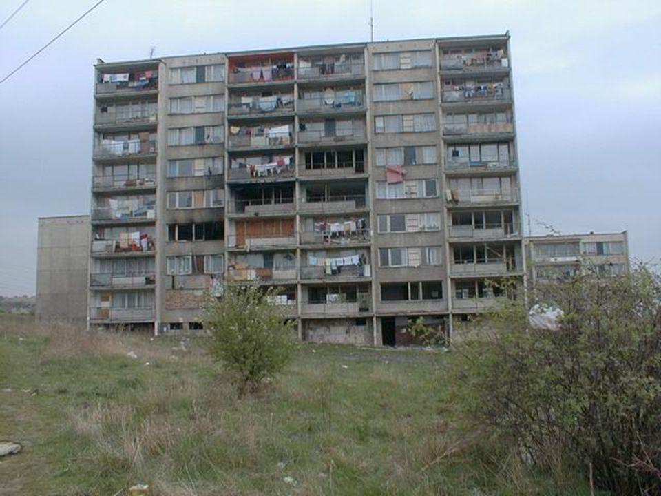 2. Toto sídliště má 335 bytů.
