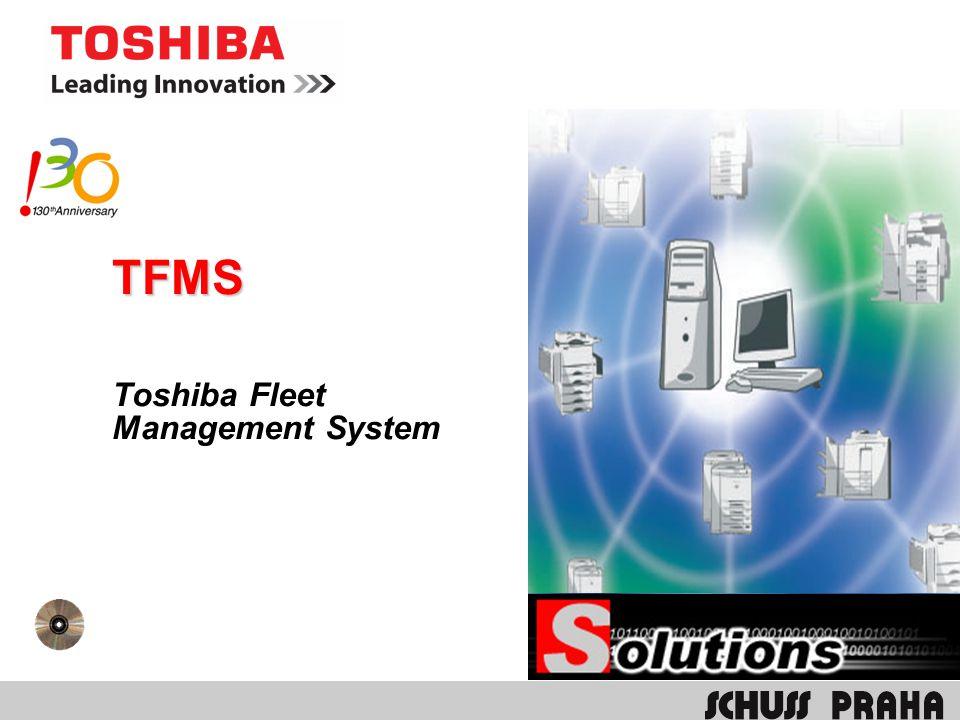 Otázka Použili jste, nebo měli jste někdy možnost použít aplikaci Toshiba Fleet management system.