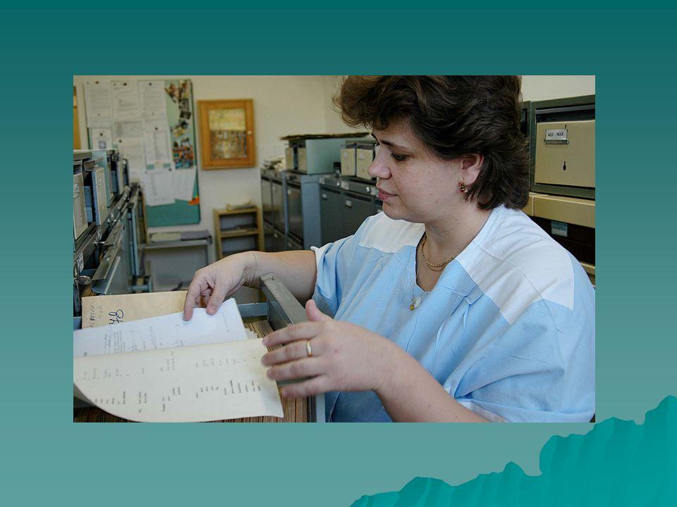 PROVOZ AMBULANCE  Registrace v kartotéce  Souhlas s ambulantním vyšetřením  Vyšetření ambulantním lékařem  Odběry biologického materiálu, odeslání na vyšetření, poučení, objednání vyšetření na termín, kontrola výsledků a jejich předložení lékaři  Závěr vyšetření