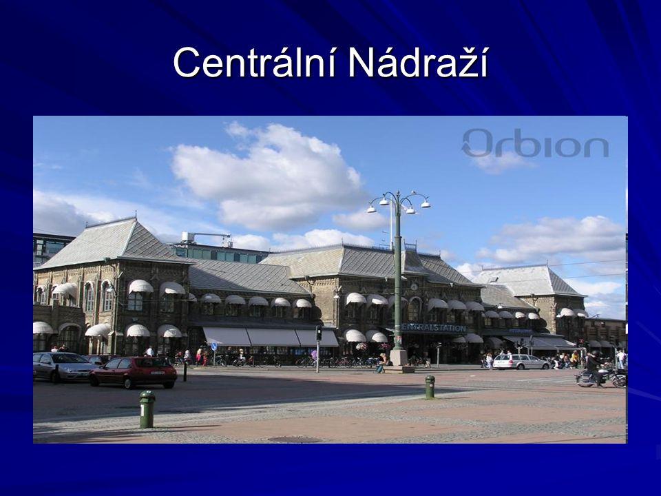 Centrální Nádraží