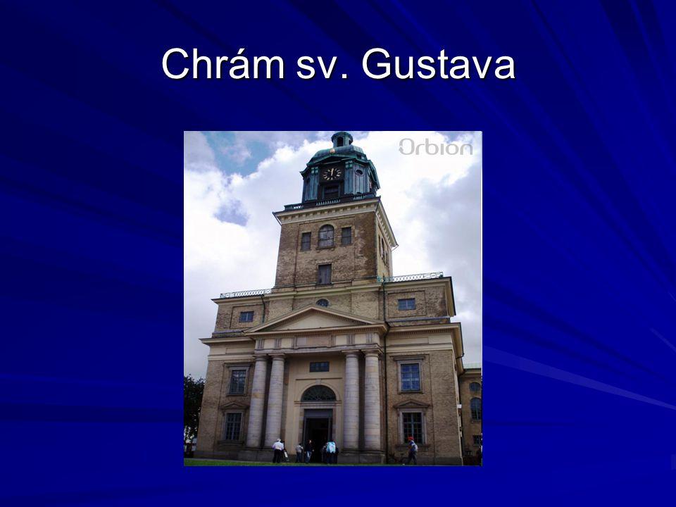 Chrám sv. Gustava