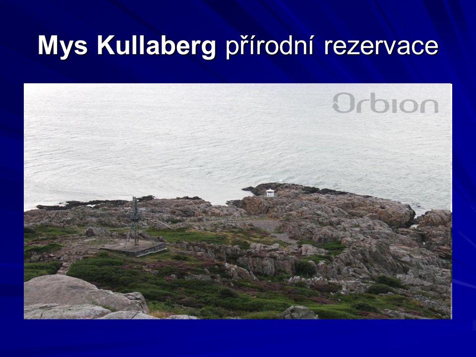 Mys Kullaberg přírodní rezervace
