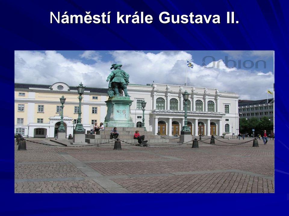 Náměstí krále Gustava II.