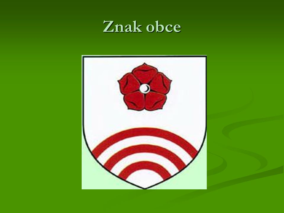 Znak obce