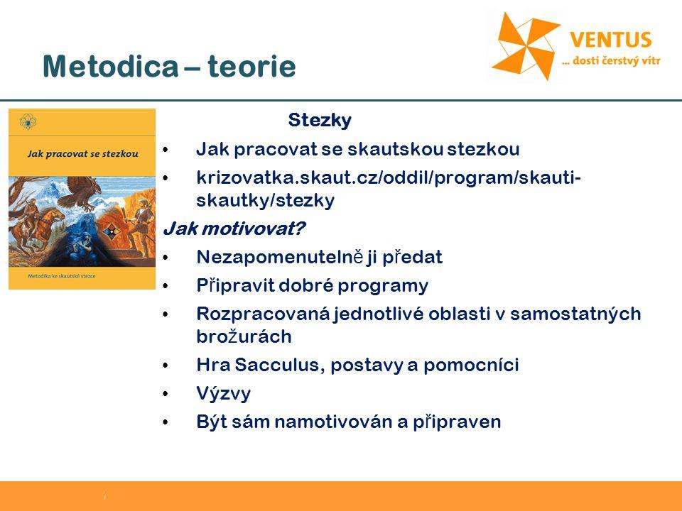 2012 / 2013 Stezky Jak pracovat se skautskou stezkou krizovatka.skaut.cz/oddil/program/skauti- skautky/stezky Jak motivovat? Nezapomenuteln ě ji p ř e