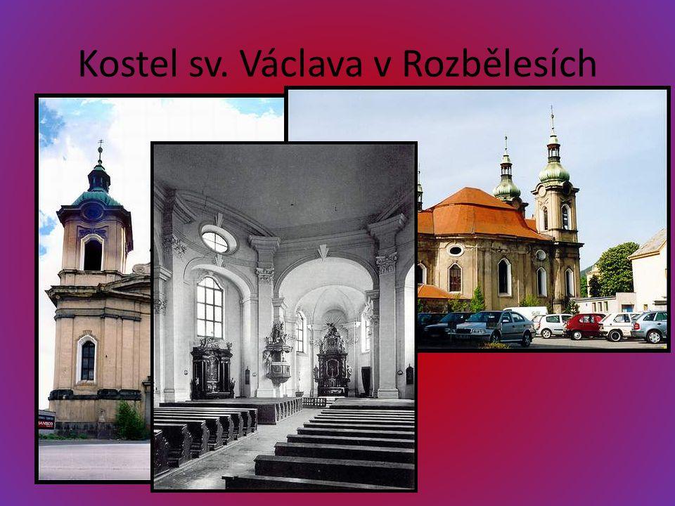 Kostel sv. Václava a Blažeje