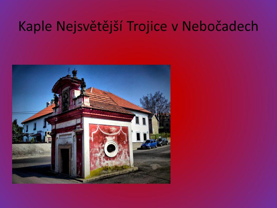 Kamenný most přes Ploučnici se sousoším zemských patronů Sv.