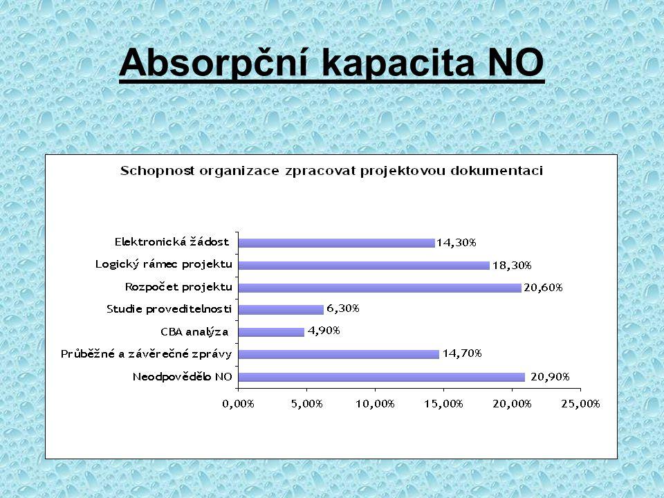 Absorpční kapacita NO