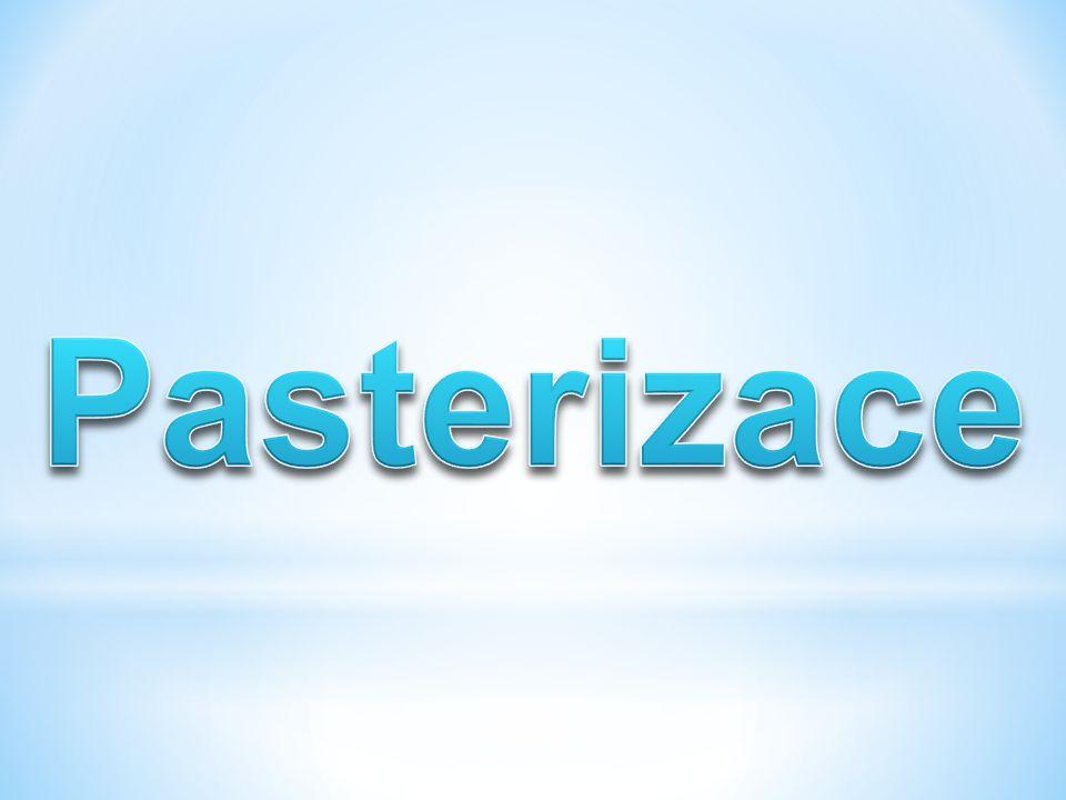 Pasterizace je krátké zahřátí piva, kterým se přeruší mikrobiologické aktivity v pivu.
