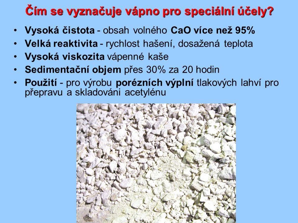 Výroba - poloprovozní rotační pec VUSTAH Brno Vnitřní průměr pece: 500 mm Výkon pece: cca 100 kg vápna / h Délka pece: 13 000 mm Palivo: zemní plyn