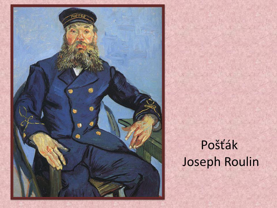 Pošťák Joseph Roulin