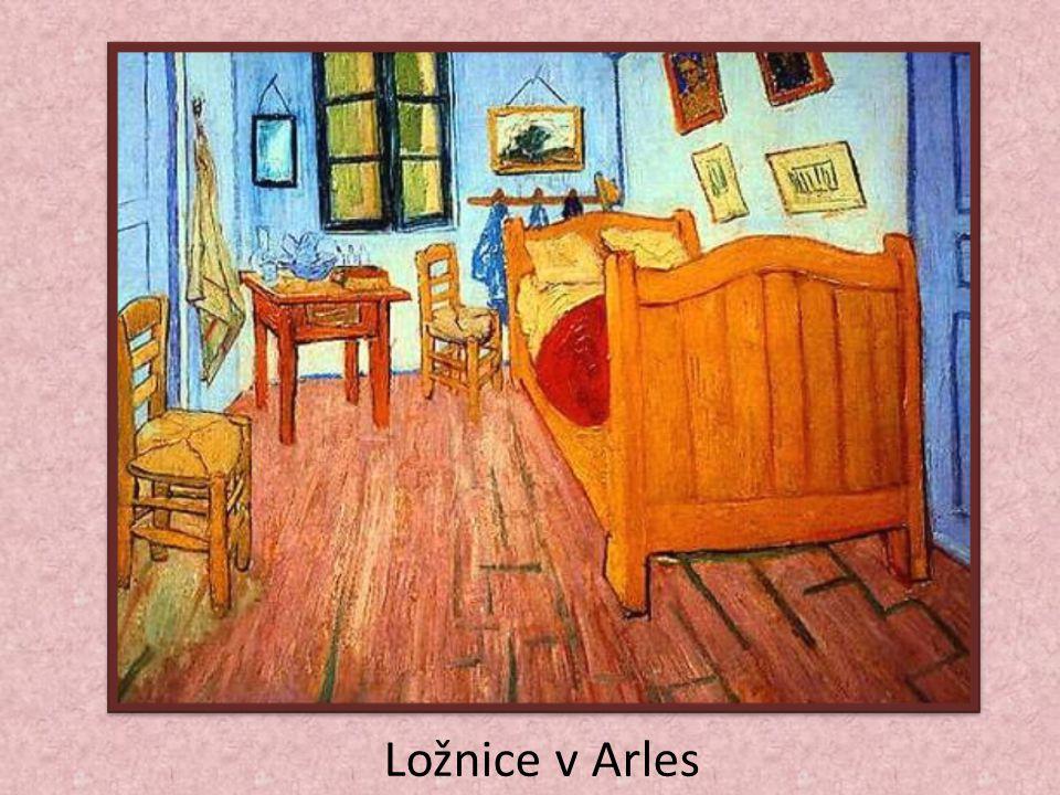 Ložnice v Arles