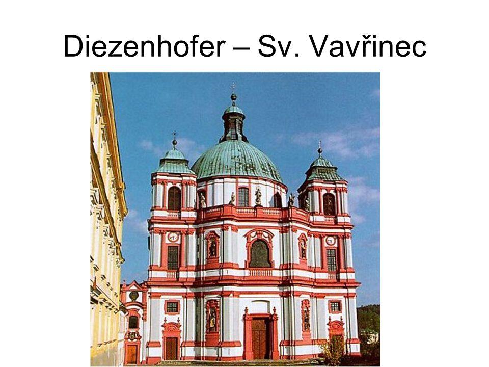 Diezenhofer – Sv. Vavřinec