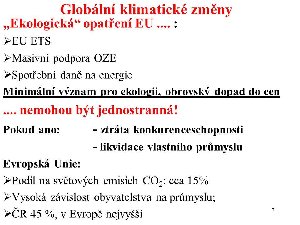 """7 """"Ekologická opatření EU...."""