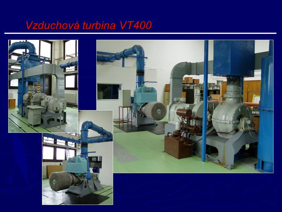 Vzduchová turbina VT400