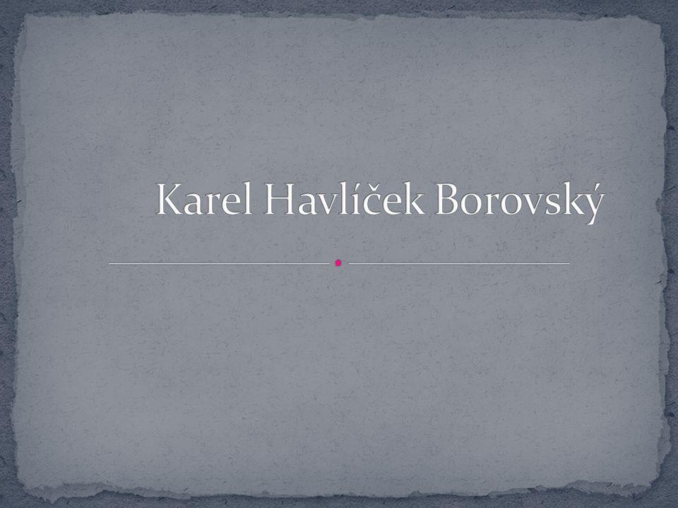 Identifikátor materiálu: EU – 14 - 8 Anotace Žák se seznámí s životem a tvorbou K.