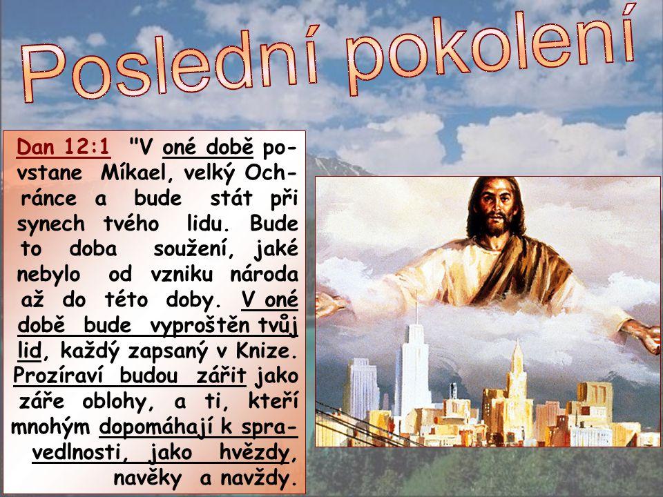 Usilujme se vší Bohem nám svěřenou silou být mezi těmi 144 t.