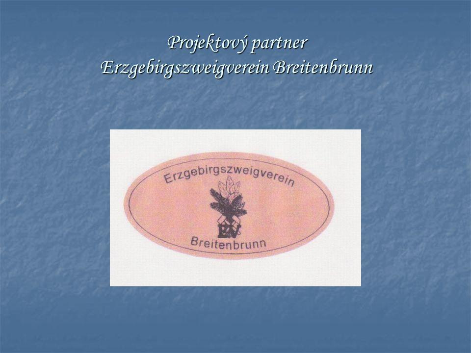 Projektový partner Erzgebirgszweigverein Breitenbrunn