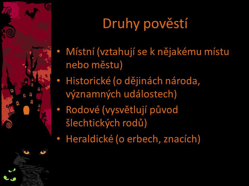 Sběratelé pověstí Helena Lisická (1930 – 2009) Eduard Petiška (1924 – 1987) Alois Jirásek (1851 – 1930) Václav Cibula (1925 – 2009)