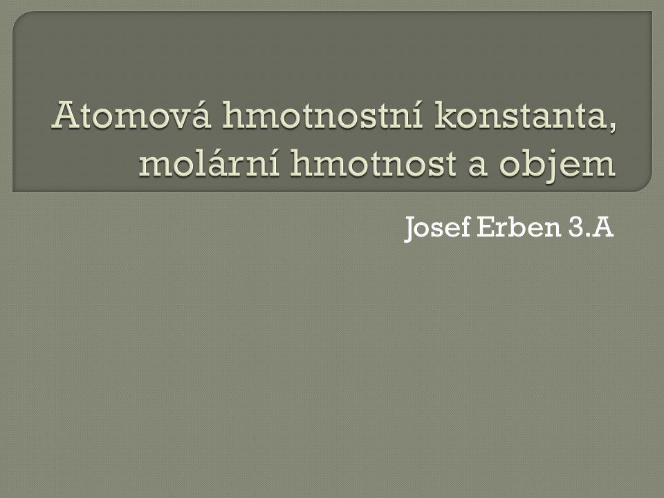 Josef Erben 3.A