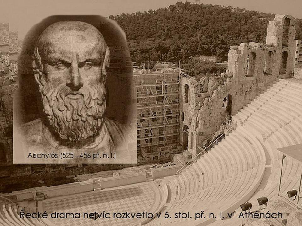 AISCHYLOS ( 525 - 456 př.n.