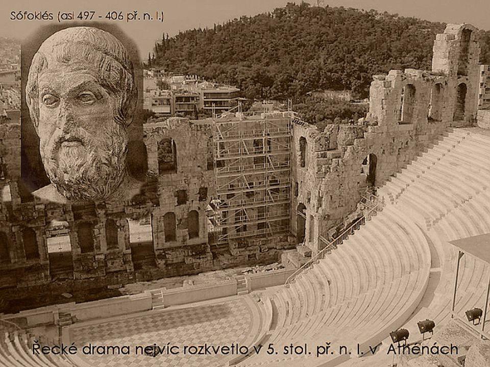 SOFOKLÉS (497/6 - 406/5 př.n.