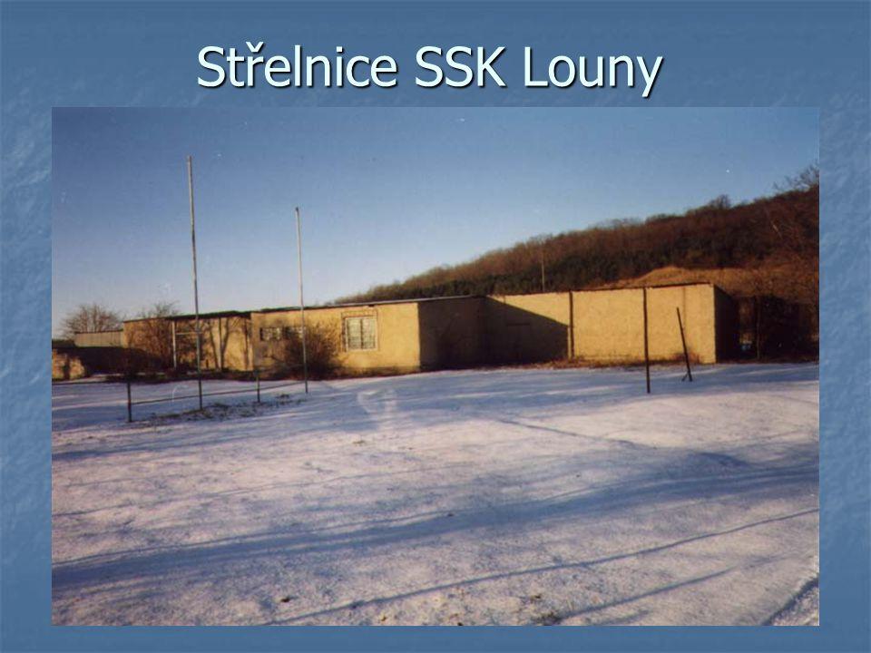 Střelnice SSK Louny