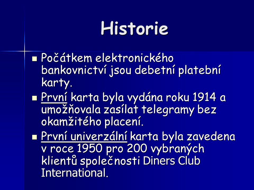 Druhy 1.T elefonní bankovnictví tzv. phonebanking.