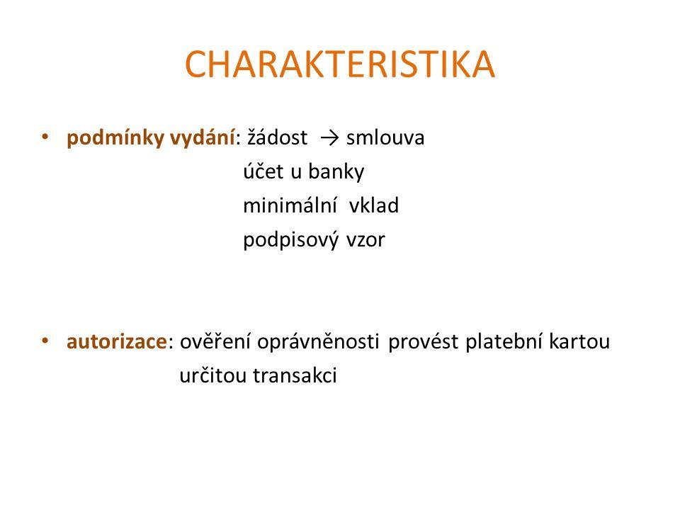 DRUHY 1.dle majitele: osobní (soukromé osoby) služební (podnikatelské subjekty) 2.