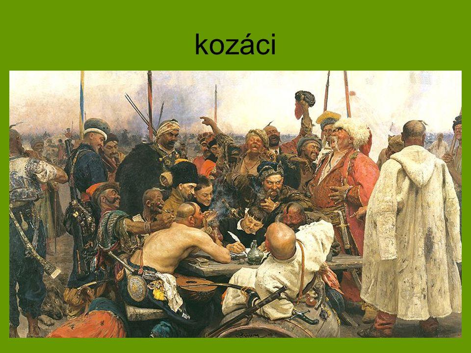 kozáci