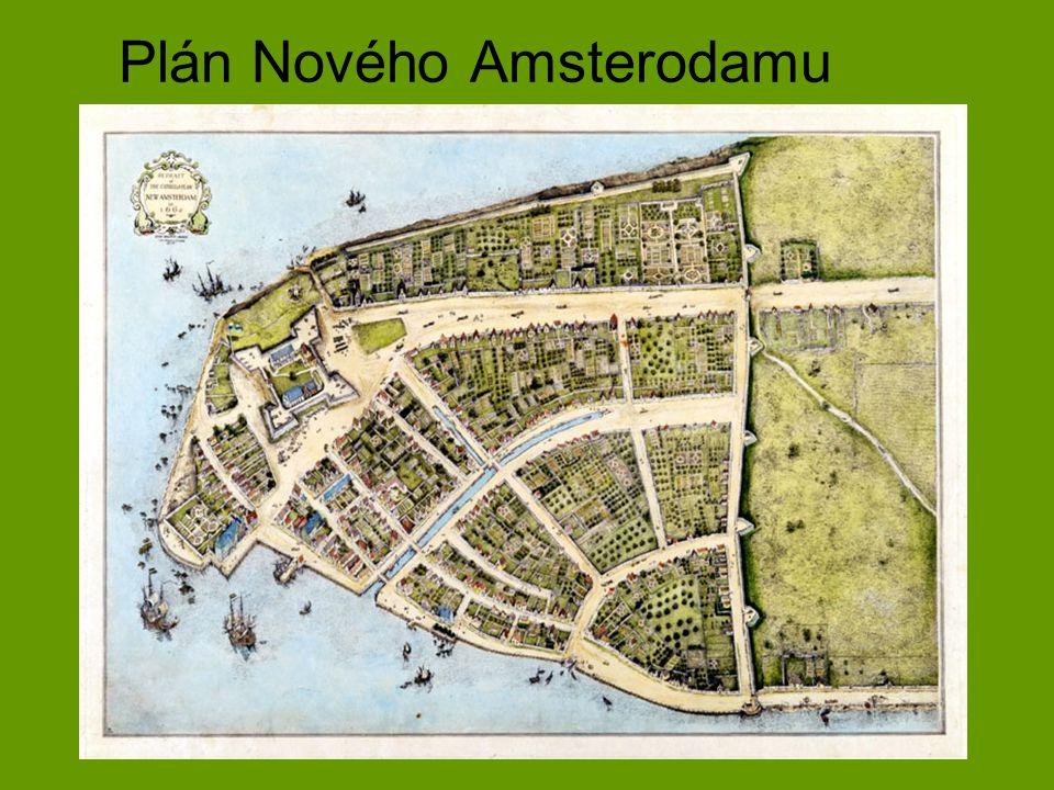 Plán Nového Amsterodamu