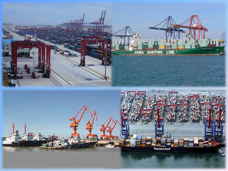 Rotterdam  Největší přístav v Evropě, druhé největší město v Holandsku.