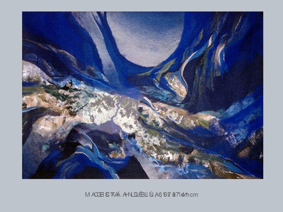 VISITA INTEGRIORA TERRA, 41 x 41 cm