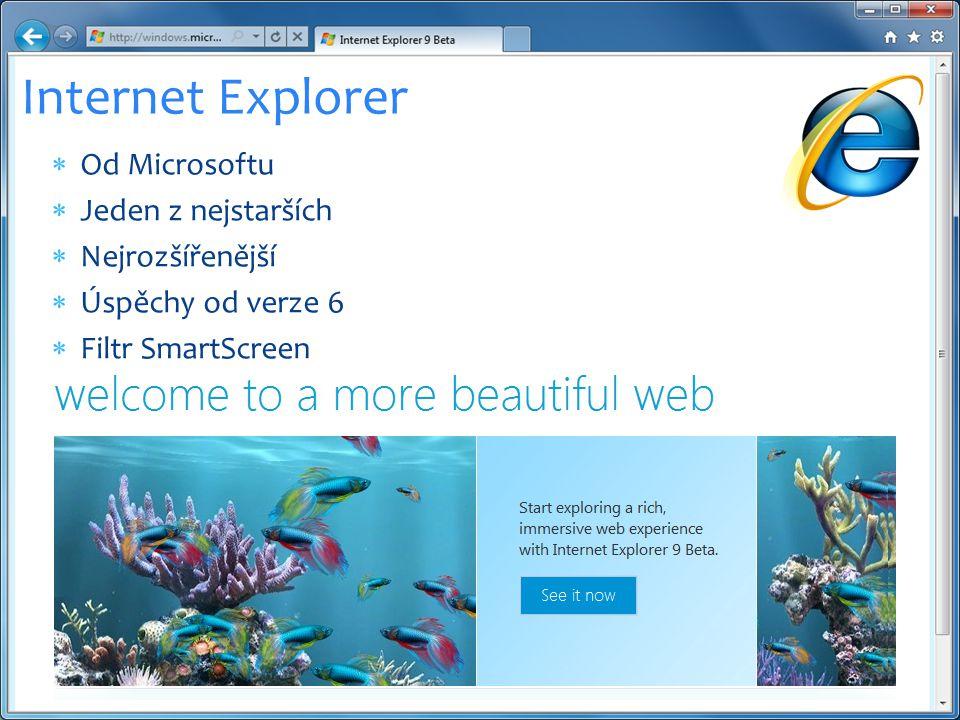  Mozilla Corporation  Vznik po tzv.