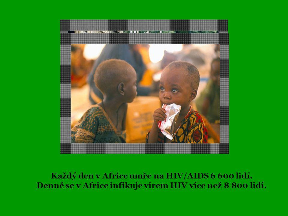 Afrika je domovem pěti nejrychleji se ekonomicky rozvíjejících států na světě, ale taky 34 nejchudších zemí ze 49 z celého světa.