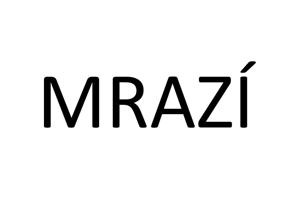 MRAZÍ