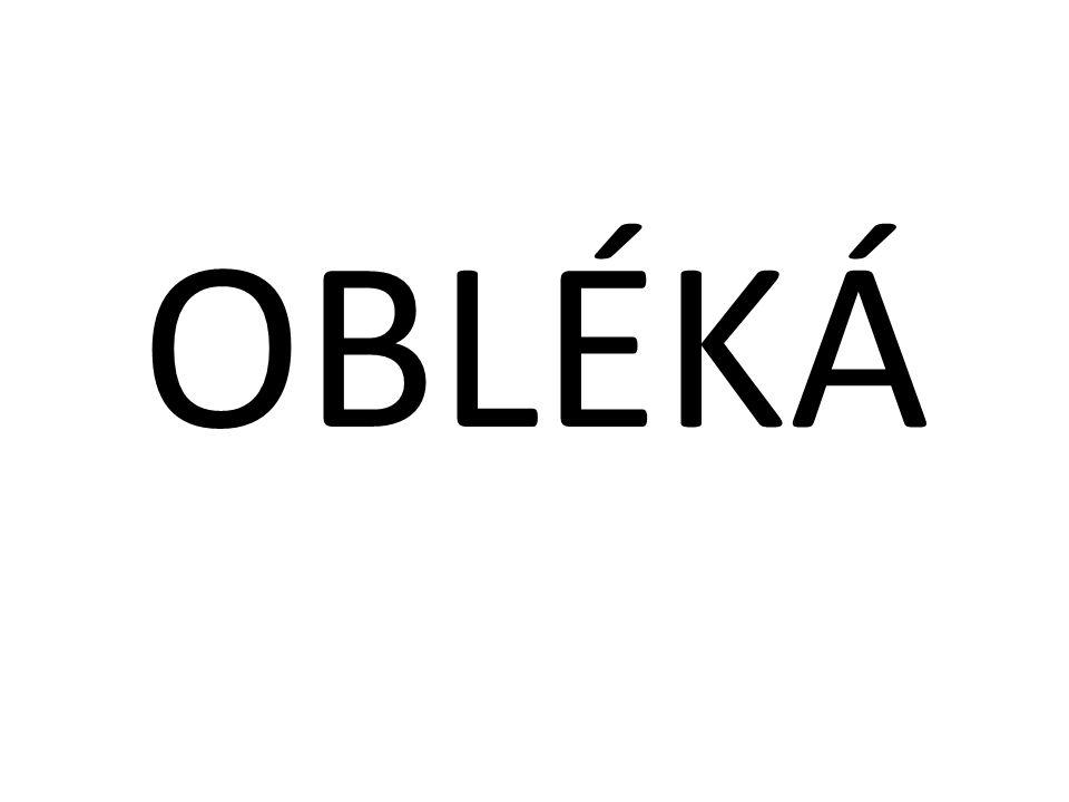 OBLÉKÁ