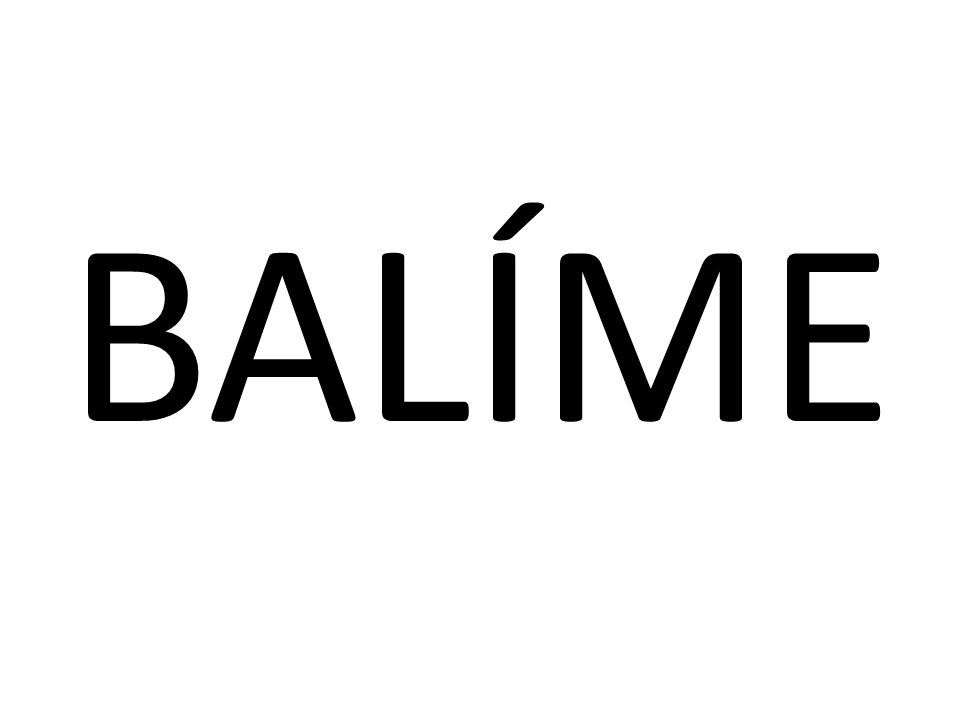 BALÍME