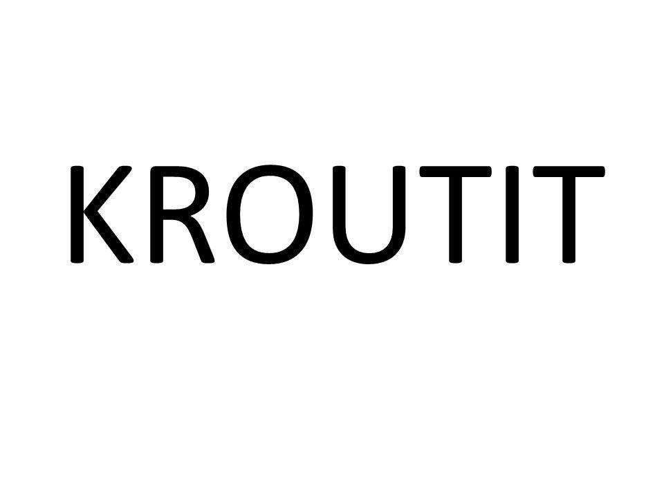 KROUTIT