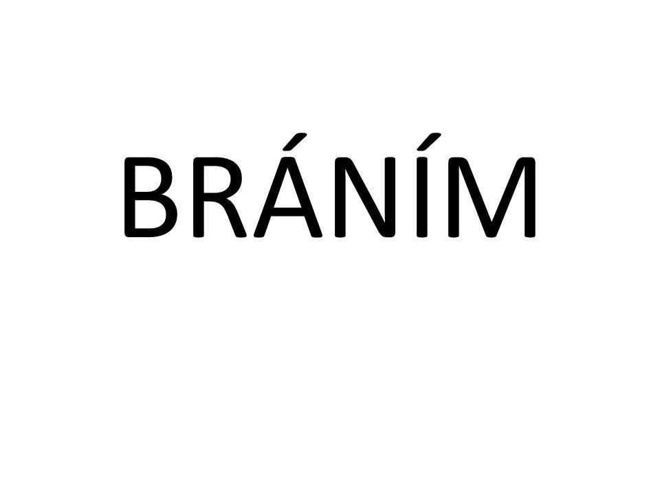 BRÁNÍM