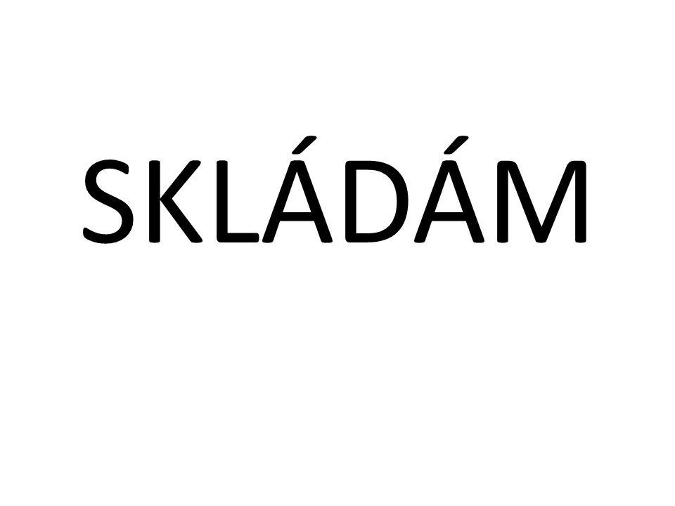 SKLÁDÁM
