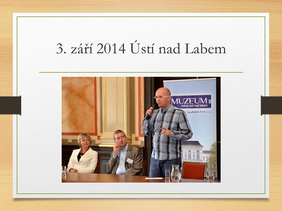 3. září 2014 Ústí nad Labem