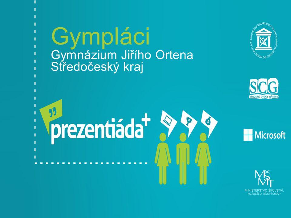 Gympláci Gymnázium Jiřího Ortena Středočeský kraj