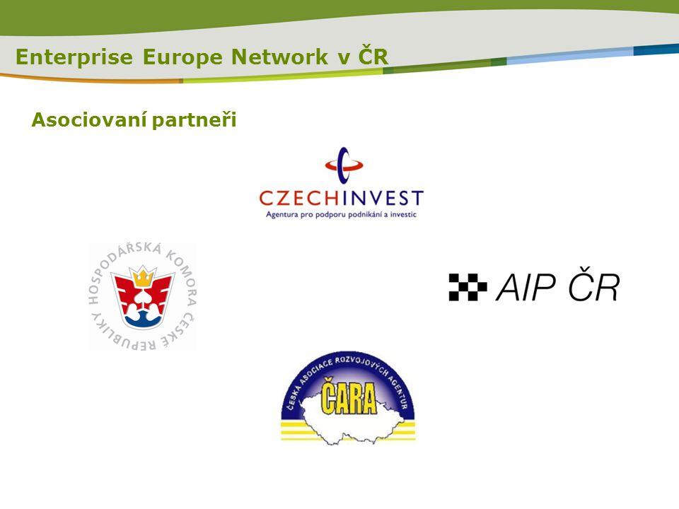 Enterprise Europe Network v ČR Asociovaní partneři