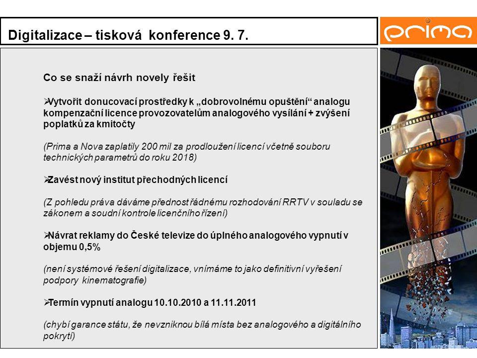 Digitalizace – tisková konference 9. 7.