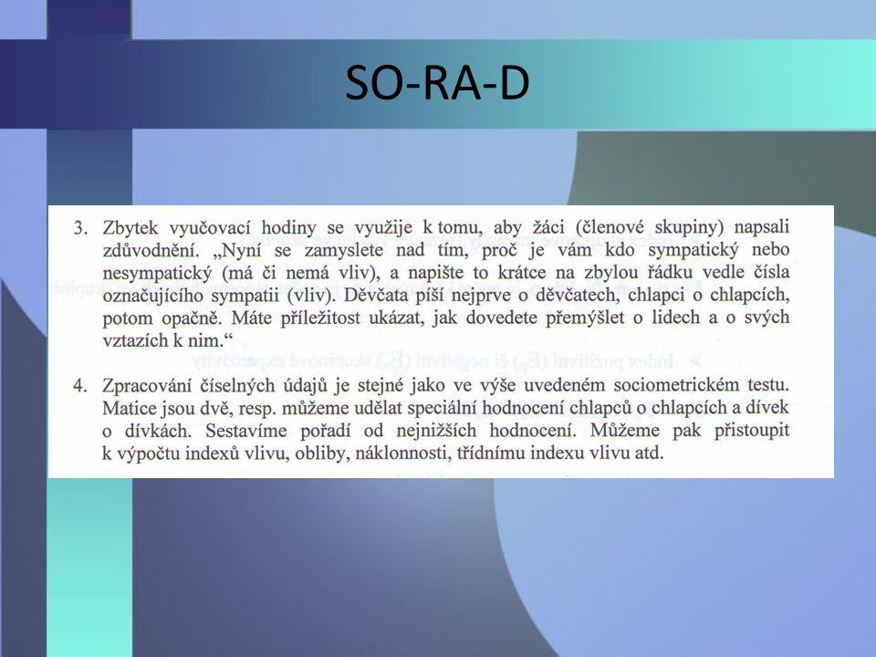 SO-RA-D