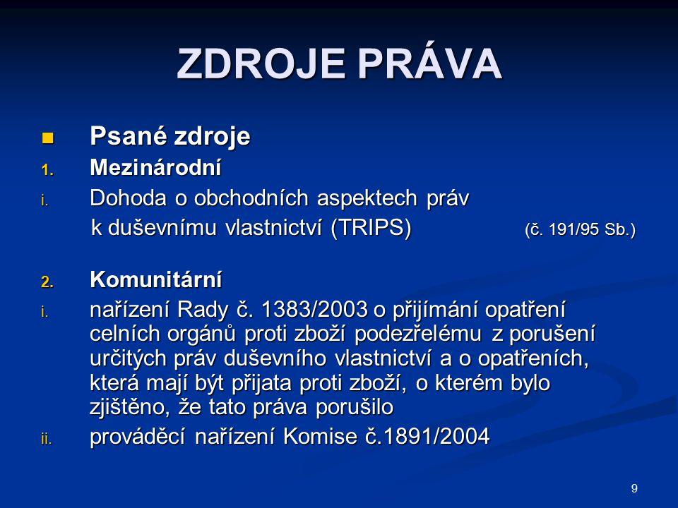 10  iii.směrnice EP a Rady č.