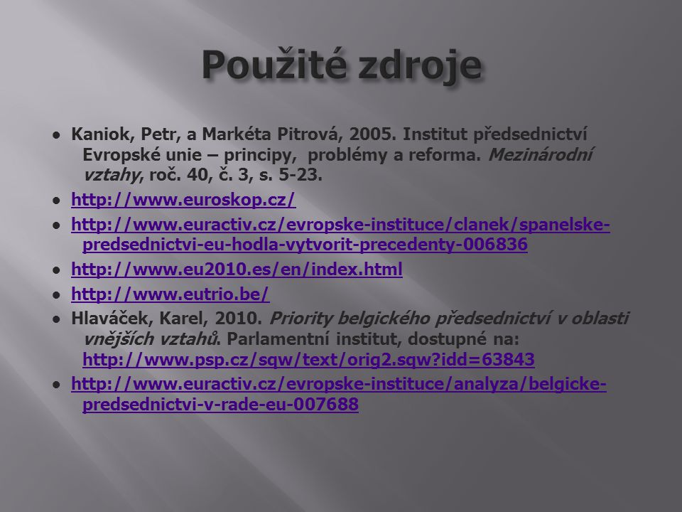 ● Kaniok, Petr, a Markéta Pitrová, 2005.