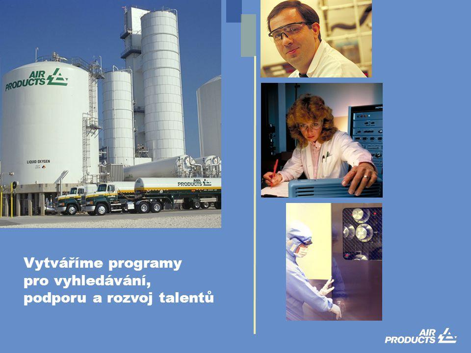 10 Ocenění Air Products – Česká republika Ocenění Responsible Care –Září 2004 Ocenění Rovné příležitosti –Listopad 2004 Firma kraje –2005
